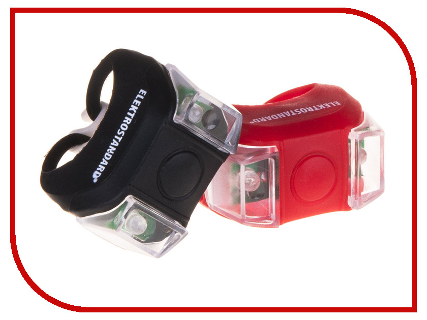Велофонарь Elektrostandard FLB01-02W Marker - комплект marker защита спины marker map