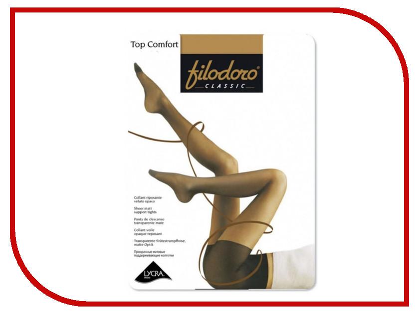 Колготки Filodoro Top Comfort размер 4 плотность 30 Den Playa comfort 30