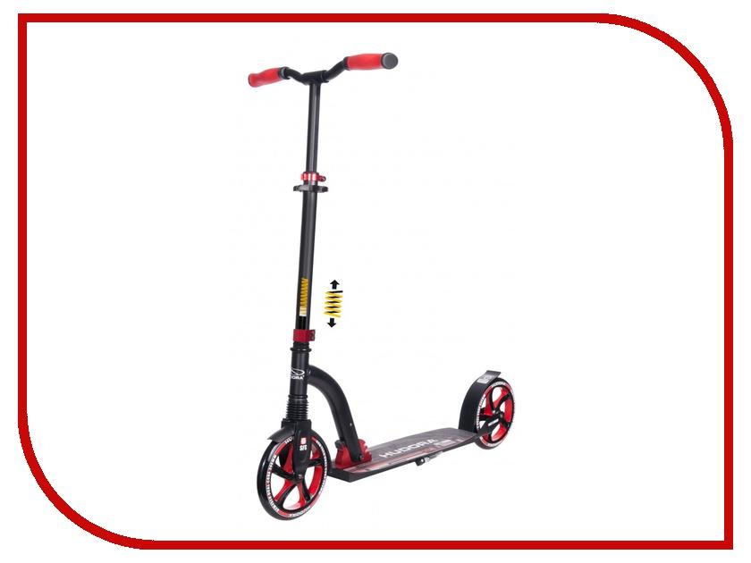 Самокат Hudora Big Wheel Flex 200 New Red th812001 big red