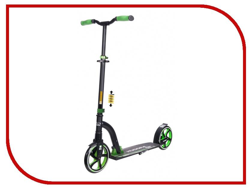 Самокат Hudora Big Wheel Flex 200 New Green