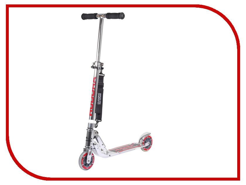Самокат Hudora Big Wheel 125 Silver