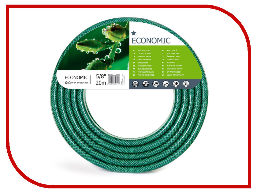 Шланг Cellfast Economic 5/8 20m 10-010 economic methodology
