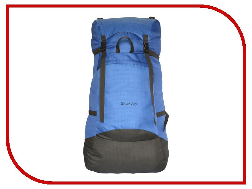 Рюкзак PRIVAL Скаут 110 Blue скаут и его друзья числяндия