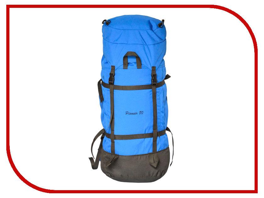 Рюкзак PRIVAL Пионер 80 Light Blue