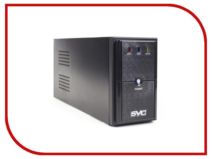Источник бесперебойного питания SVC V-800-L 800BA/480W