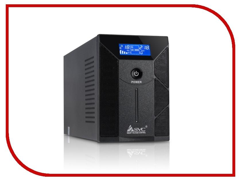 Источник бесперебойного питания SVC W-600L 600BA/360W для котлов