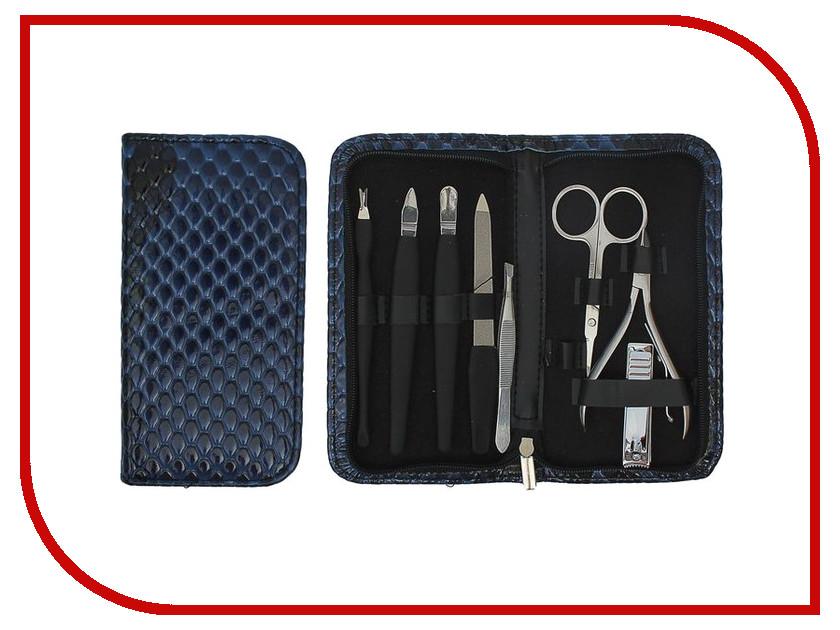 Маникюрно-педикюрный набор СИМА-ЛЕНД Blue-Black 831031