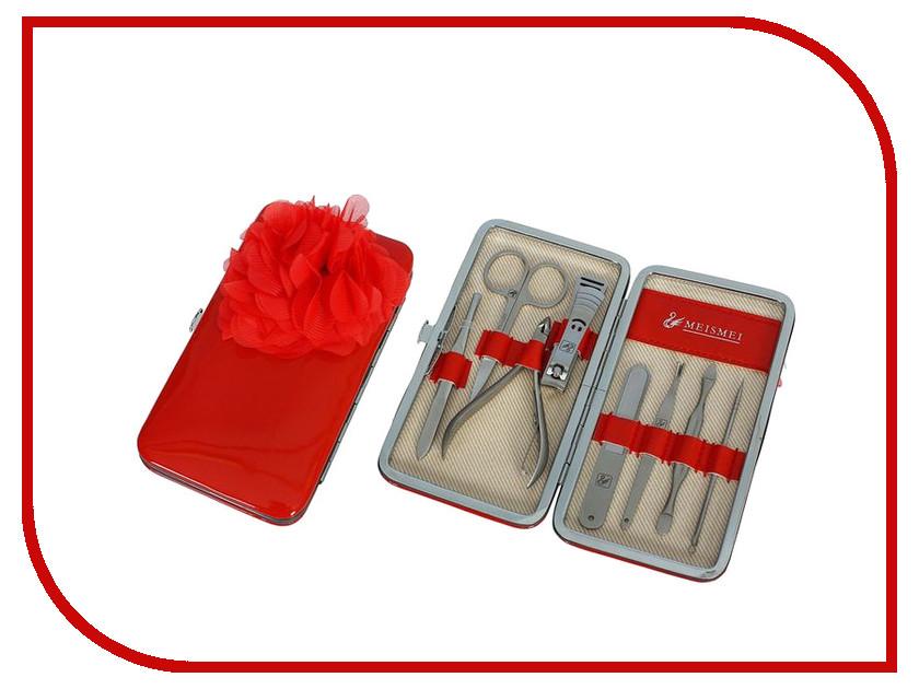 Маникюрно-педикюрный набор СИМА-ЛЕНД Red 907057