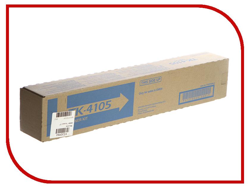 Картридж Kyocera TK-4105 Black для TASKalfa 1800 тонер картридж kyocera tk 4105