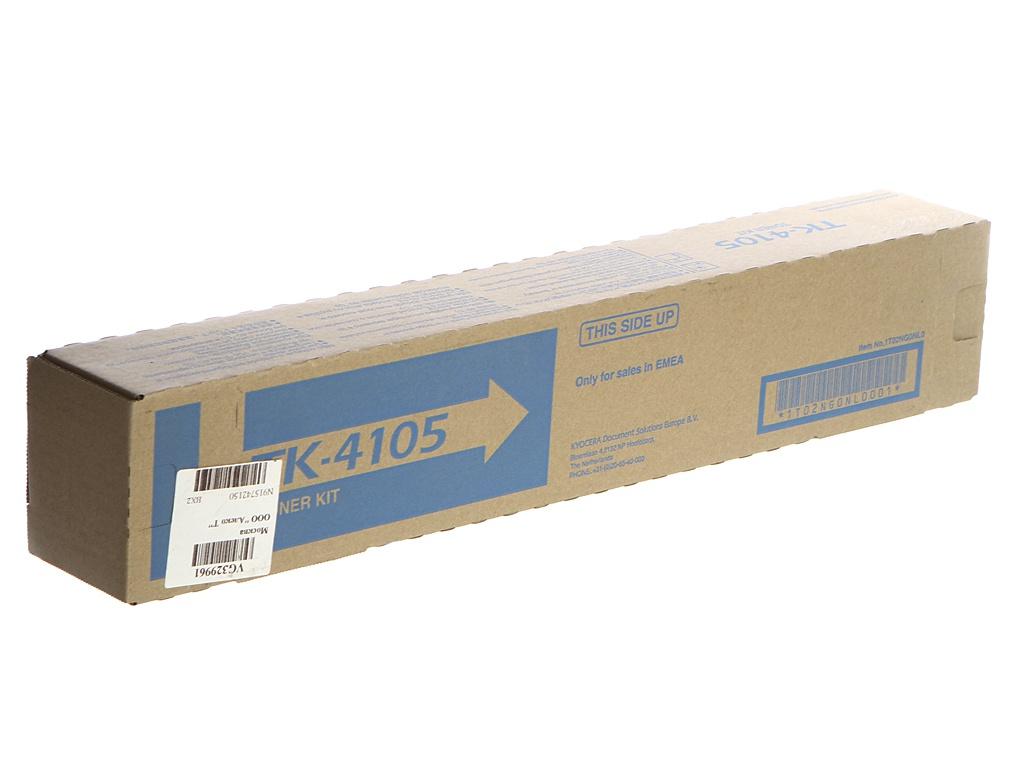 Картридж Kyocera TK-4105 Black для TASKalfa 1800 цена