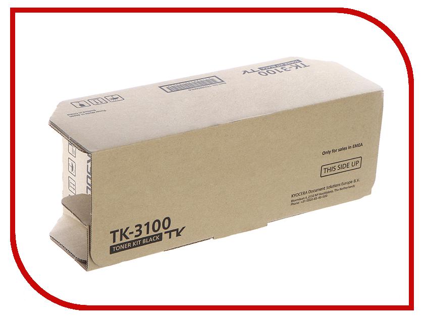 Картридж Kyocera TK-3100 Black для FS-2100D/DN для tk 58