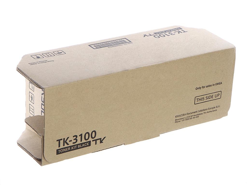 Картридж Kyocera TK-3100 Black для FS-2100D/DN