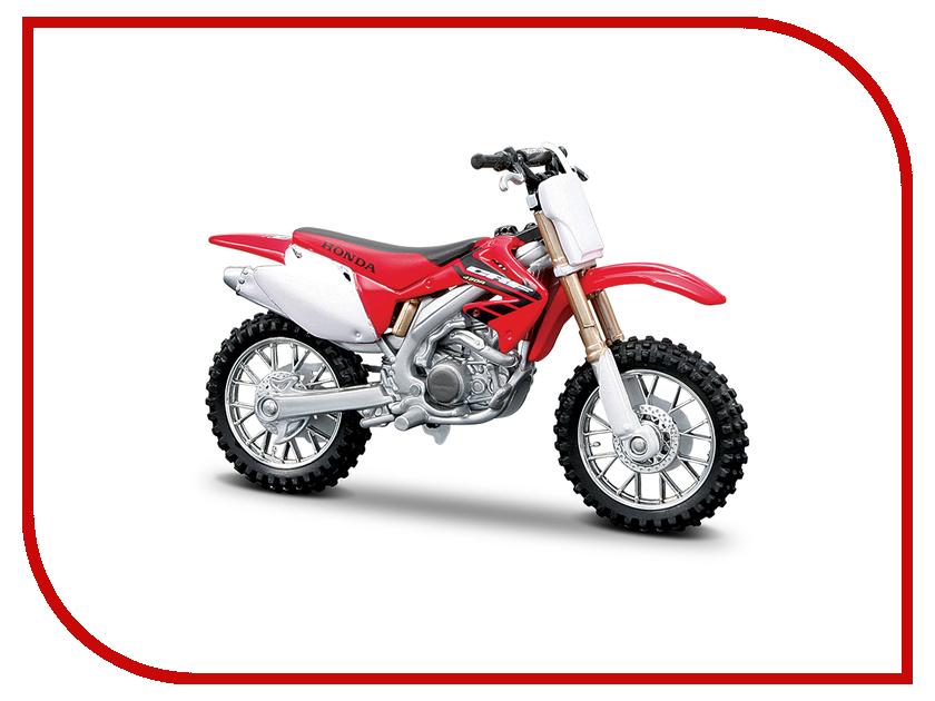 Игрушка Bburago Honda CRF450R 18-51023