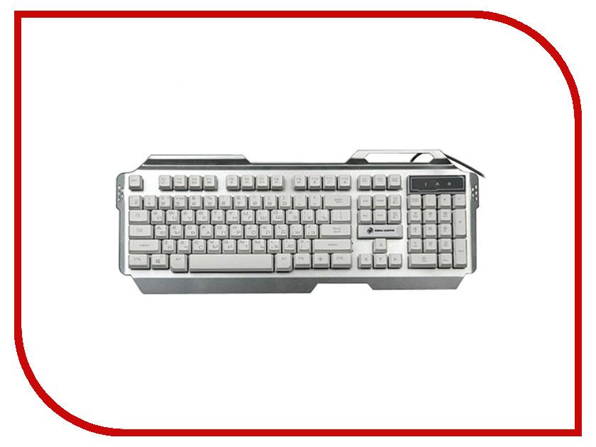 Клавиатура Dialog Gan-Kata KGK-25U Silver USB