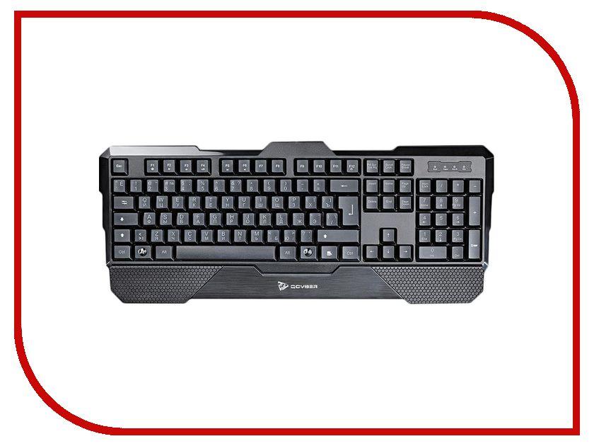 все цены на Клавиатура Qcyber Technic QC-03-005DV01