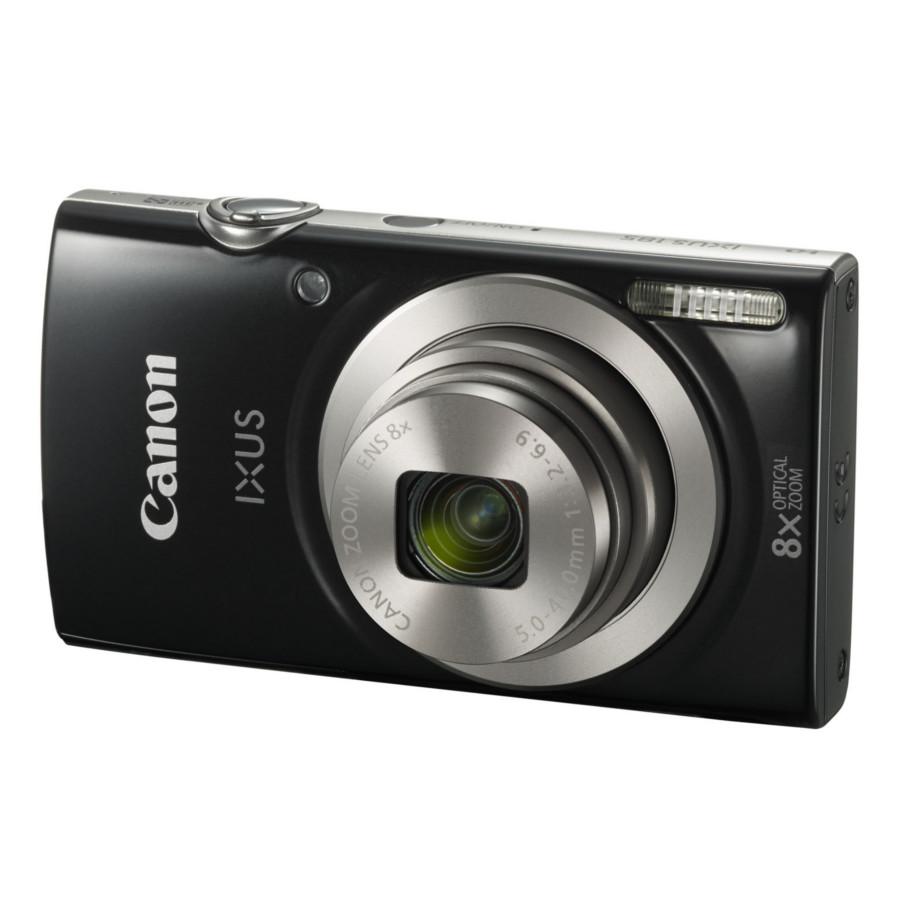 Фотоаппарат Canon IXUS 185 Black цена и фото