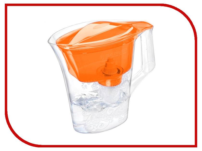 Кувшин Барьер Танго Orange with pattern