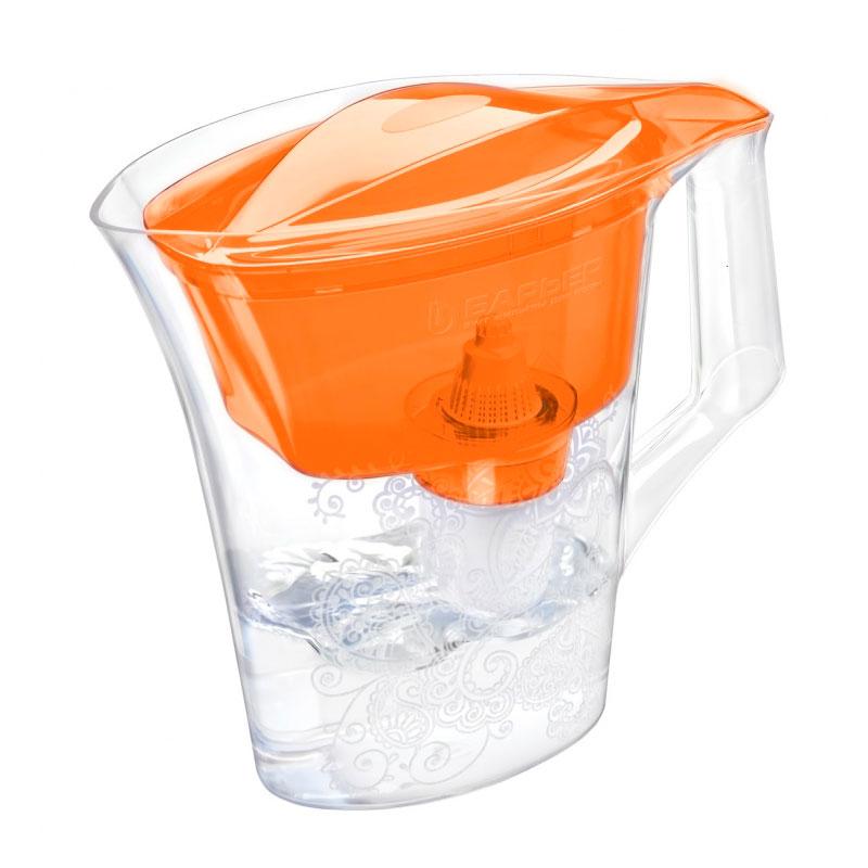 Фильтр для воды Барьер Танго Orange with Pattern