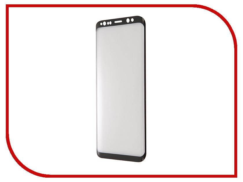 Аксессуар Защитное стекло Samsung Galaxy S8 Solomon 3D Black аксессуар защитное стекло samsung galaxy s7 edge solomon 3d transparent