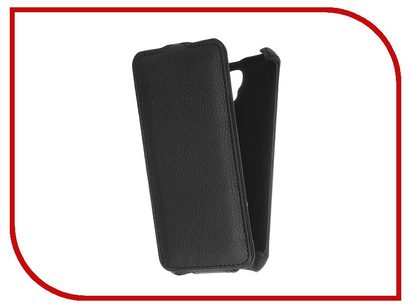 Аксессуар Чехол Alcatel One Touch 5010D Pixi 4 Zibelino Classico Black ZCL-ALC-5010D-BLK аксессуар чехол meizu u10 zibelino classico black zcl mz u10 blk