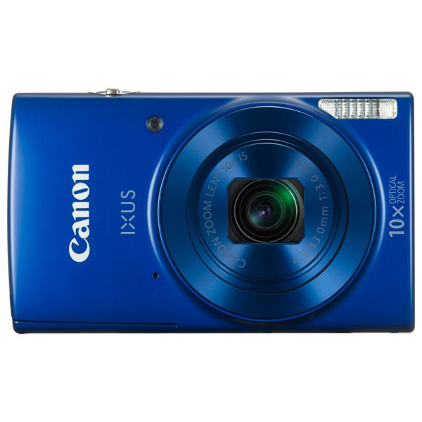 лучшая цена Фотоаппарат Canon IXUS 190 Blue