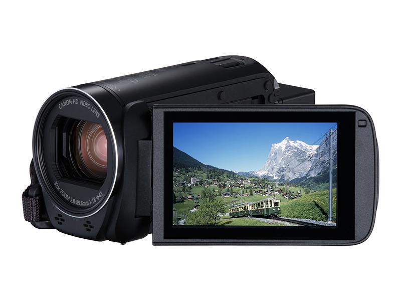 цены Видеокамера Canon Legria HF R86 Black 1959C004