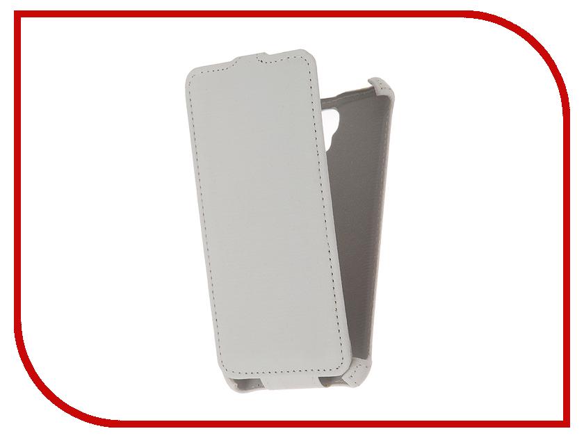 Аксессуар Чехол Alcatel One Touch 5010D Pixi 4 Zibelino Classico White ZCL-ALC-5010D-WHT аксессуар чехол alcatel one touch 5010d pixi 4 zibelino classico black zcl alc 5010d blk