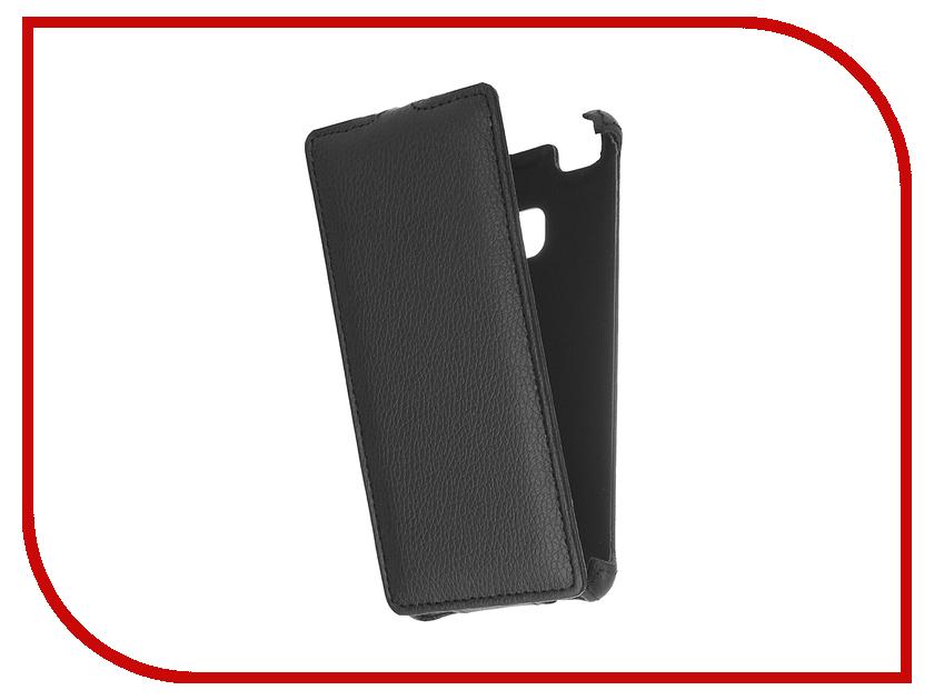 Аксессуар Чехол Huawei P9 Lite Zibelino Classico Black ZCL-HUA-P9-LIT-BLK аксессуар чехол alcatel one touch 5010d pixi 4 zibelino classico black zcl alc 5010d blk