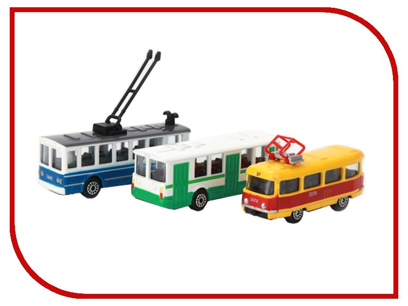 Игрушка Технопарк Городской транспорт SB-14-15 стоимость
