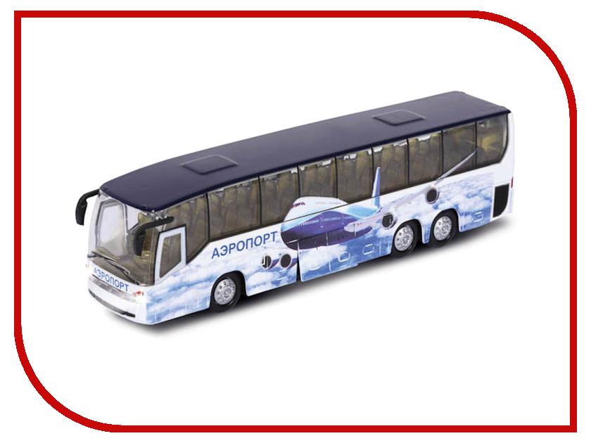 Игрушка Технопарк Автобус CT10-025(SB)