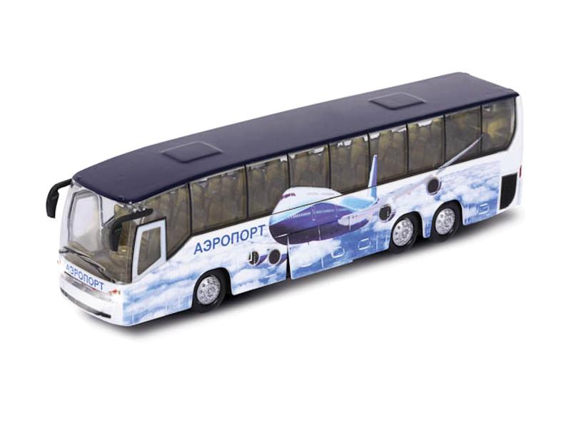 Игрушка Технопарк Автобус CT10-025(SB) игрушка технопарк мотоцикл sb 16 02 mo p m