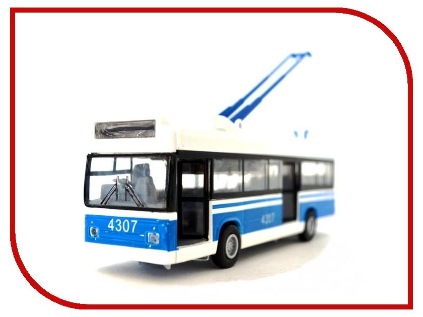 игрушка технопарк троллейбус trol rc Машина Технопарк Троллейбус CT12-434-2