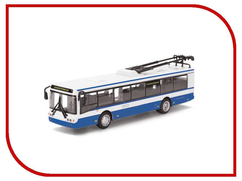 игрушка технопарк троллейбус trol rc Машина Технопарк Троллейбус X600-H09049-R