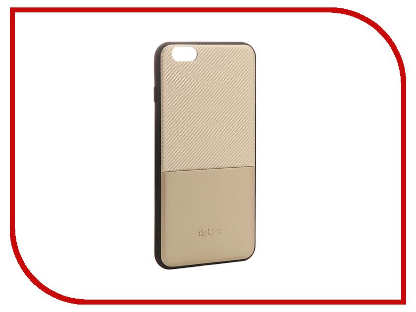Аксессуар Чехол Dotfes G02 Carbon Fiber Card Case для APPLE iPhone 6/6s Gold 47054 воблер деревянный raiden roach jerk 150 длина 150 мм вес 80 гр цвет gs02 04