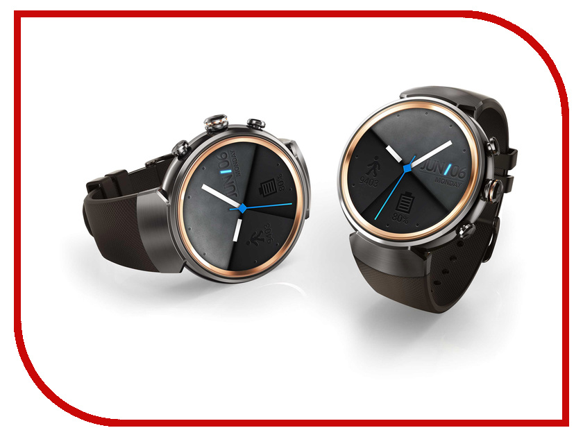 Умные часы ASUS ZenWatch 3 WI503Q WI503Q-1RGRY0011 asus vz229h