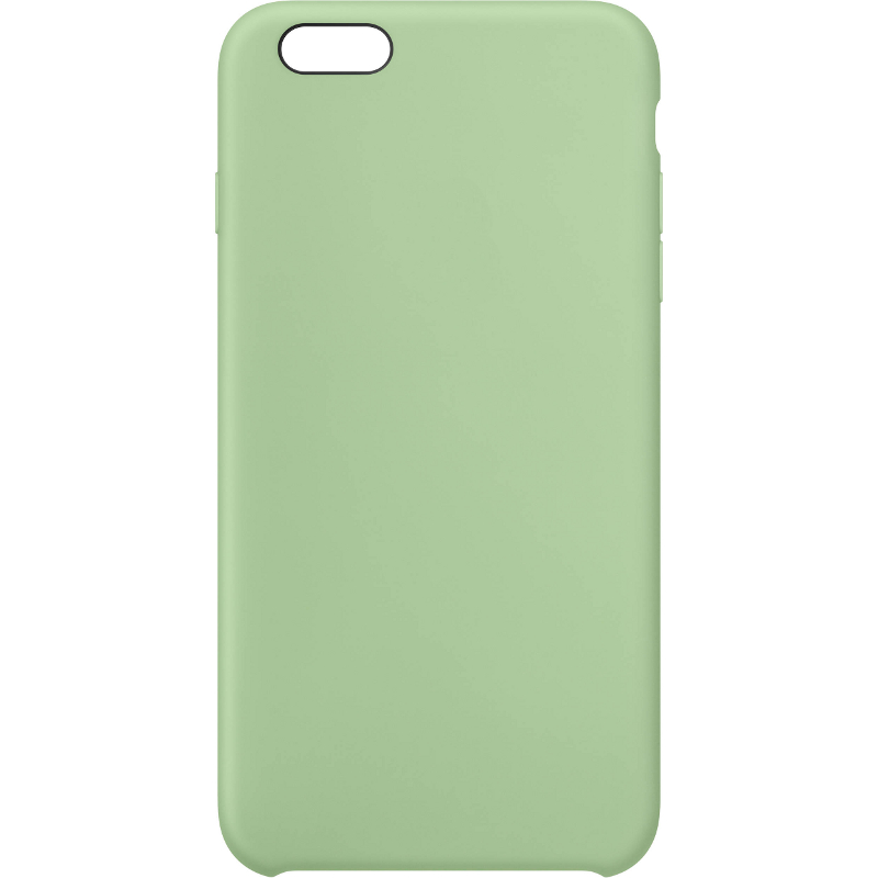Чехол Krutoff для APPLE iPhone 6 / 6s Silicone Case Mint 10731