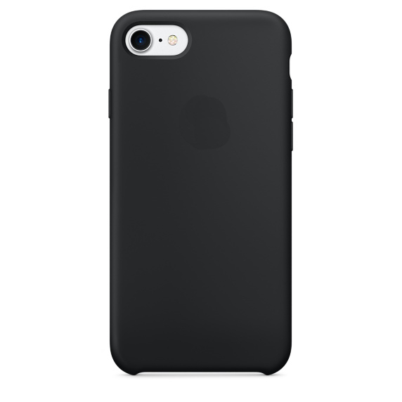 Аксессуар Чехол Krutoff для APPLE iPhone 6/6s Silicone Case Black 10725 стоимость