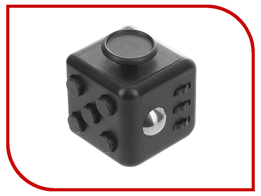 Игрушка антистресс Fidget Cube Black