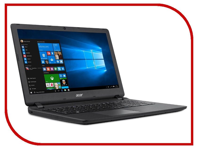 Ноутбук Acer Aspire ES1-533-P8BX NX.GFTER.018 (Intel Pentium N4200 1.1 GHz/2048Mb/500Gb/DVD-RW/Intel HD Graphics/Wi-Fi/Bluetooth/Cam/15.6/1366x768/Windows 10) acer es1 531 c7tf notebook