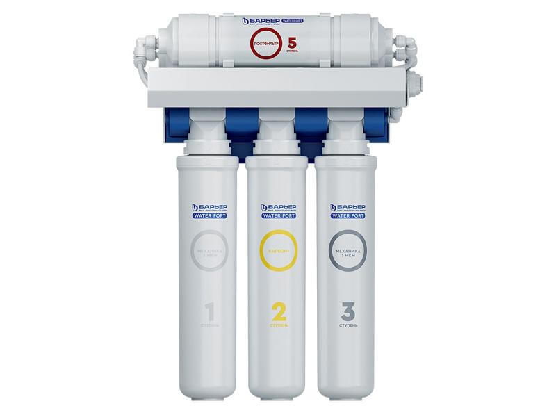 Фильтр для воды Барьер WaterFort OSMO фильтр для воды барьер expert ferrum