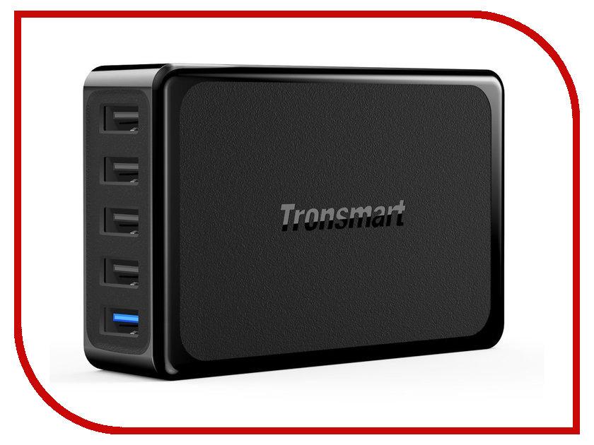 Зарядное устройство Tronsmart 5xUSB Quick Charge 3.0 U5PTA<br>