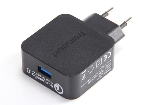Зарядное устройство Tronsmart Rapid Wall Charger TS-WC1Q tronsmart ts cc4p1 4 port usb smart car travel charger