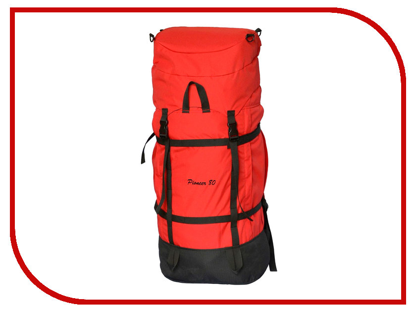 Рюкзак PRIVAL Пионер 80 Red купить магнитолу пионер в машину недорого