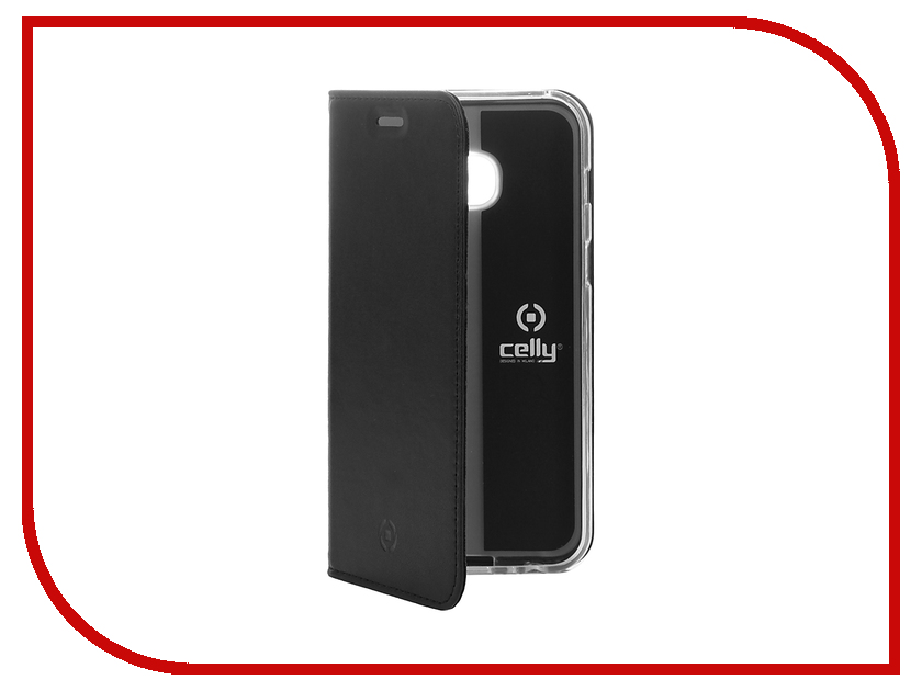 Аксессуар Чехол Samsung Galaxy A3 2017 Celly Air Case Black AIR643BKCP аксессуар чехол samsung galaxy j5 prime g570 celly air case black air640bk