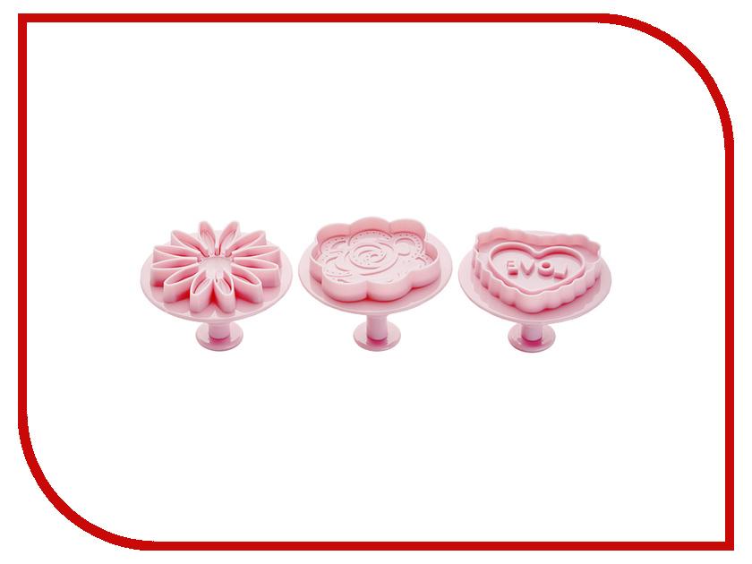 Кухонная принадлежность Webber Набор плунжеров BE-0363 Dark Pink