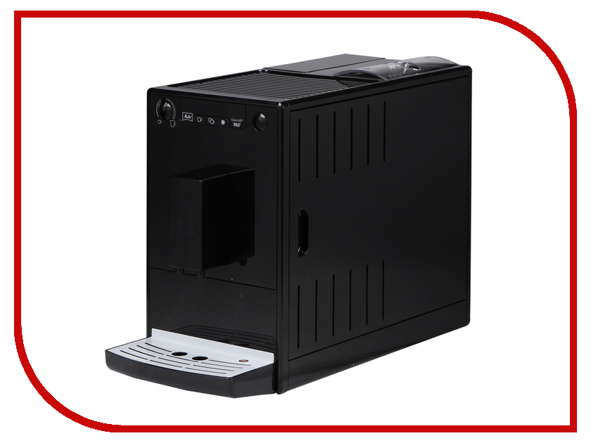 Кофемашина Melitta Caffeo Solo Pure Black E 950-101