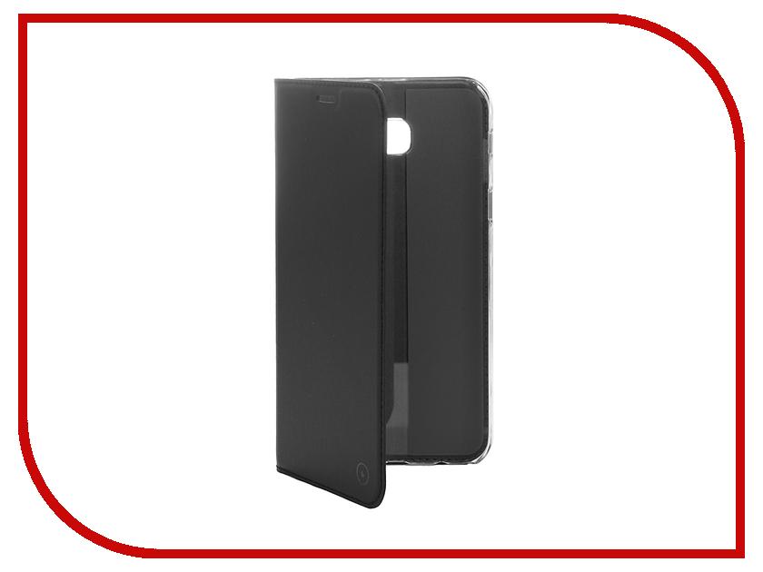 Аксессуар Чехол Samsung Galaxy A7 2017 Muvit Folio Stand Case Black MUFLS0087 чехол книжка muvit folio для sony xperia e5