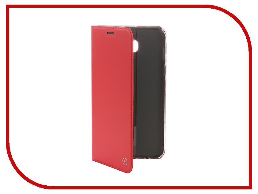 Аксессуар Чехол Samsung Galaxy A7 2017 Muvit Folio Stand Case Pink MUFLS0089 muvit etui для iphone 5se folio stand black musns0272