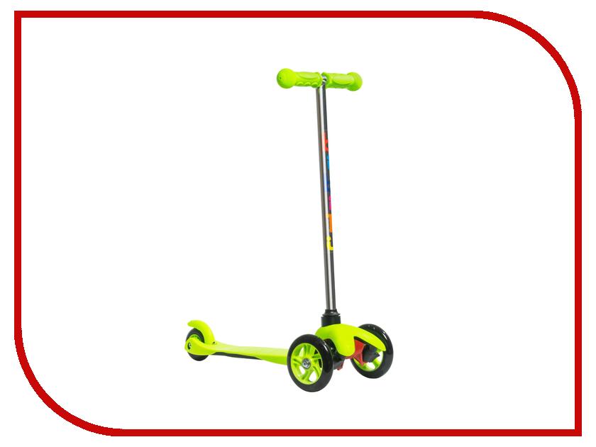 Самокат Bibitu Sweet SKL-06A Green