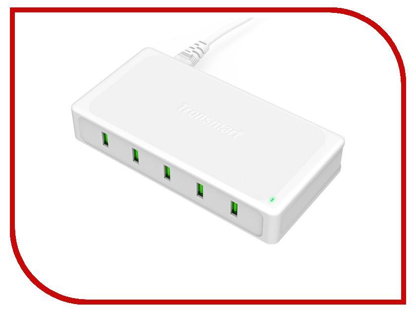 Зарядное устройство Tronsmart Titan Quick Charge White UC5F
